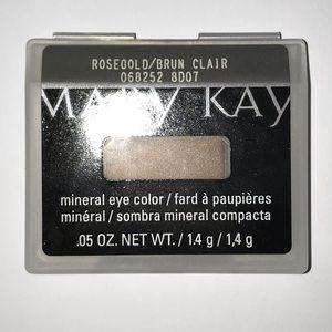 NIB Mary Kay Rosegold Mineral Eye Color